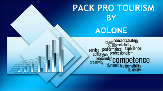 PACK PRO TOURISM BY AOLONE
